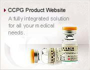 CCPG Product  Website